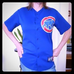 Unisex  cubs jersey